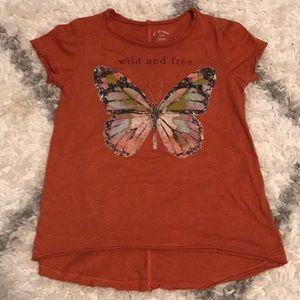 Art Class butterfly shirt 🦋
